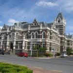 Dunedin - Vieux bâtiment