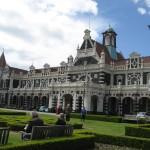Dunedin - La gare