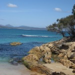 Freycinet - plage de Hazards