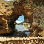 Great Ocean Road - Une grotte