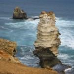 Great Ocean Road - Rocher bien érodée par l'océan