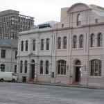 Hobart, les entrepôts du port