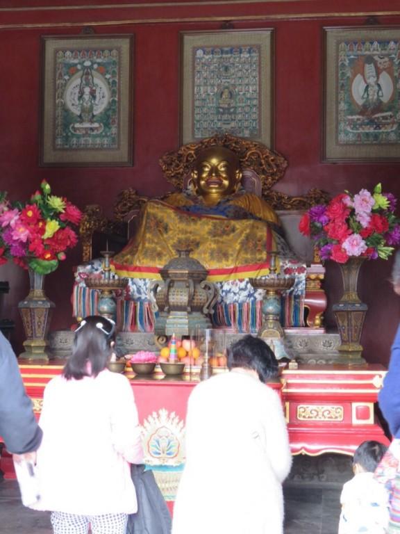 Temple des Lamas