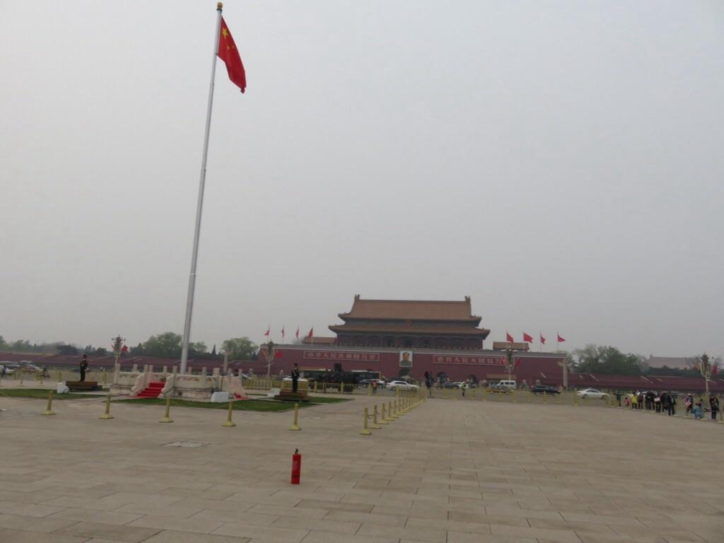 La place Tian An Men