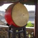 Temple Erlang, tambour