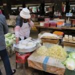 Dali, vendeuse de tofu