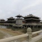 Datong, temple Lingyan