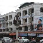 Les feux de signalisation de Krabi