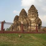 Le temple Phra Prang San Yod