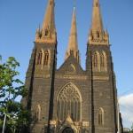 Melbourne - Cathédrale St Patrick's