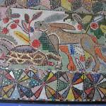 Melbourne - Flinders Street Station et sa mosaïque