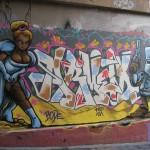 Melbourne - Fresque