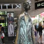 Melbourne - Statue