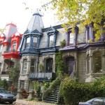 Un belle façade colorée