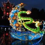 La magie des lanternes - Jardin chinois