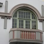 Napier - Un balcon de 1936