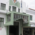 Napier - Bâtiment Masonic