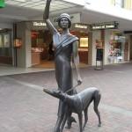 Napier - Statue