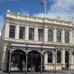 Oamaru - Annie' s Tea Rooms