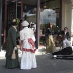 Oamaru - Concert du festival au Annie's Victorian Tea Rooms