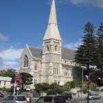 Oamaru et son église