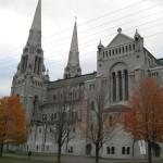 La basilique Ste-Anne de Beaupré