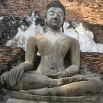 Bouddha du Wat Mahathat