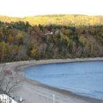 La baie de Tadoussac