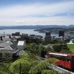 Wellington - Le funiculaire
